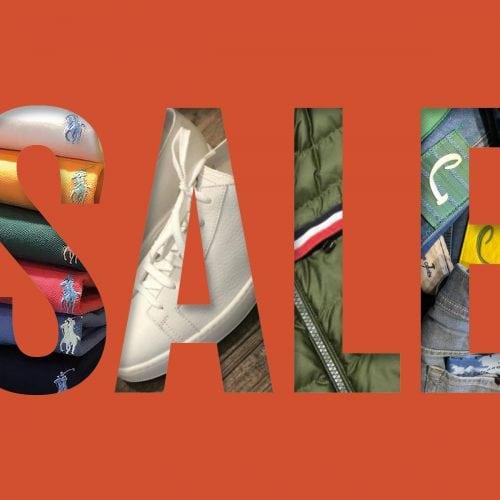 LAATSTE RONDE! Summer Sale metkortingen van 50-70%op de gehele voorjaar-/zomercollectie.Met uitzondering van de basiscollectie en nieuwe collectie.Een uitgelezen kans om uw zomergarderobe aan te vullen met een paar exclusieve items uit onze collectie, zo vlak voor de zomervakantie!Met uitzondering van de basiscollectie en nieuwe collectie, waarvan wij al weer een gedeelte binnen hebben! Nieuwe merken: Tagliatore, Wahts, Corneliani Luxury project.NIEUW JL SportswearOnlangs hebben wij onze nieuwe winkel Jurgen Langezaal Sportswear geopend aan het van Loenshof 15 in Enschede. 280m2 exclusieve Sportswear. Met extra ruimte voor een aantal nieuwe merken, waaronder:Parajumpers, Ami Paris en Don the Fuller.check: www.jlsportswear.nlMet vriendelijke groet,Jurgen Langezaal